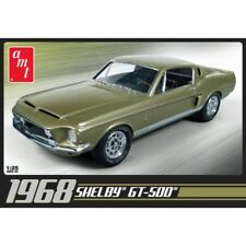 1968 Shelby GT500 Mustang 1:25 Scale AMT Detailed Plastic Kit
