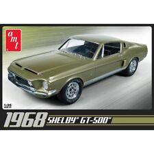 1968 Shelby GT500 Mustang échelle 1:25 AMT détaillé Kit Plastique