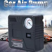 12V Volt Tire Inflator Car Air Pump Compressor Electric Portable 150PSI W/ Gauge