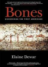 Bones: Discovering the First Americans-ExLibrary
