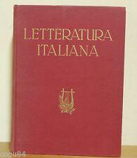 Storia della Letteratura italiana - A. Pompeati - Prima ed. Utet 1965 - Vol. IV