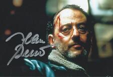 Jean Reno signed Godzilla Mission: Impossible Actor RARE COA LOOK!