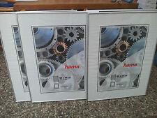 hama Bilderrahmen CHICAGO Alu 60x80 cm silber Frame Hannover
