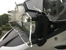 protezione faro anteriore moto BMW F 800 GS e Adventure 13-18 trasparente