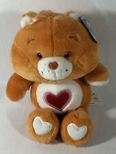 Nwt Care Bears Tenderheart Bear 20th anniversary Large Plush 15 Inch