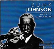 Bunk Johnson - Saints Go Marching In  / CD / NEU+OVP-SEALED!