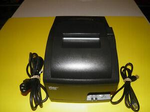 Star Micronics SP700 SP742 USB Dot Matrix POS Receipt Printer w Power Supply