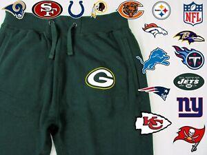 NFL G-III Men's Logo Sweatpants - Available in Multiple Teams!