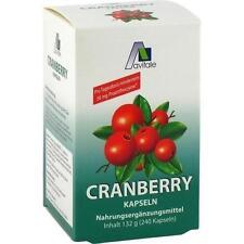 CRANBERRY KAPSELN 400 mg 240St PZN: 4347717