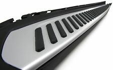 Aluminium running boards side step kit for BMW X6 F16 from 14