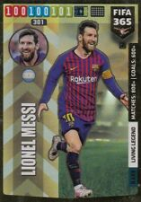 Panini Fifa 365 2020 Karten Cards 2 Lionel Messi Living Legend