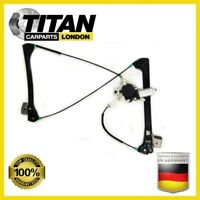 For BMW 3 E46 Coupe Convertible Front Left With Motor Window Regulator