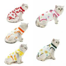 More details for cat surgery recovery suit anti-licking pet sterilization post surgery clothes