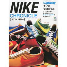 Nike Chronicle 1971-1980's book vintage sneaker cortez t shirt photo proto