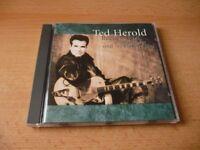 CD Ted Herold - Rock`N´Roll, ne Gitarre und ne Flasche Bier - 1997