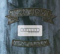 BON JOVI - NEW JERSEY (2CD DELUXE EDITION) 2 CD NEW+