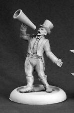 Circus Ringmaster Reaper Miniatures Chronoscope RPG Wargames ATZ Modern Survivor