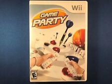 Game Party (Nintendo Wii & Wii U)