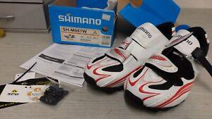 Gr.45 Shimano SPD SH-M087W Schuhe Fahrrad  OVP!ALTLAGERBESTAND!Radsportschuhe