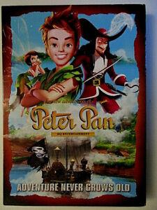 The New Adventures of Peter Pan (DVD, 2015)
