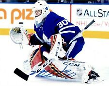 MICHAEL HUTCHINSON autographed SIGNED TORONTO MAPLE LEAFS 8X10 photo #2