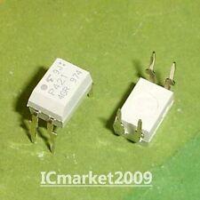 5 MOC3063 Fairchild Optokoppler 7,5kV 600V 5mA Zero-Cross-Detector DIP-6 855746