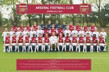 SOCCER POSTER Arsenal Team Photo 2012