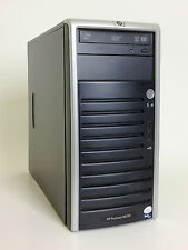 HP ProLiant ML110 Intel Xeon CPU 3.00GHz, HD 160GB, 1024MB RAM