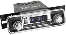 MERCEDES, PORSCHE RetroSound ONE C, Car Radio for classic cars with USB, SD, MP3