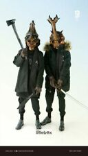 1/6 Black 13 Park Beetle Beatle Brothers action figure doll set samurai ninja