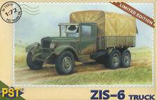 PST 1/72 (20mm) ZIS-6 Soviet Truck (Ltd Edition)
