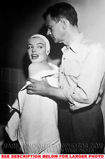 MARILYN MONROE STEPPING INTO SHOWER (1) RARE 5X7 PHOTO