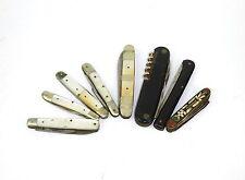 Sammlungauflösung Posten Taschenmesser um 1900 Solingen Messer Karlsbad Perlmutt