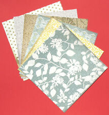 Wildflower Daisy - 6x6 MME My Mind's Eye Scrapbooking Paper Pack