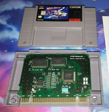 SNES Mega Man X2 Tested Authentic