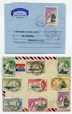 Decimal Used British Colonies & Territories Cover Stamps
