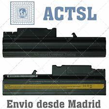 BATERIA para IBM 92P1071, 92P1074 10,8V 4400mAh 6 celdas