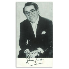 More details for ronnie corbett - autograph - signed black and white photograph