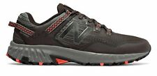 New Balance Men's 410v6 Trail Running Shoes Brown with Black & Grey