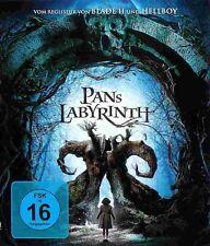 Blu-ray PANS LABYRINTH v. Guillermo del Toro, Sergi López ++NEU