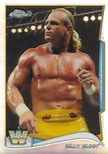 #97 BILLY GUNN 2014 Topps Chrome WWE REFRACTOR NEW AGE OUTLAWS DX