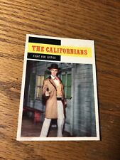 1958 topps tv western trading cards #70
