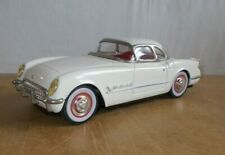 Vintage tin toy - FIFTIES 50's made in Japan - CHEVROLET CORVETTE hard top - 80s