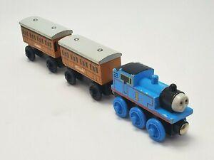 Thomas The Train Wooden Railway Britt Allcroft Annie Clarabel Thomas 1998 / 1999