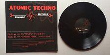 Ref903 Vinyle 33 Tours Atomic Techno 2 Flytox / Ambrosia