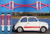 Pendolare completo Fiat 500 D-F-L-R e Bianchina - Front suspensio set metal