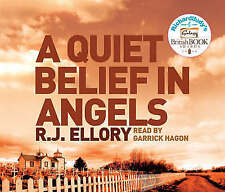 A Quiet Belief in Angels by R. J. Ellory (CD-Audio, 2008) 6 cd boxcollection