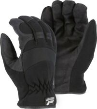 Hawk Armor Skin Mechanics Style Winter Insulated Work Gloves Synthetic 2136bkh