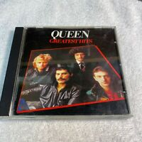 QUEEN GREATEST HITS Music CD