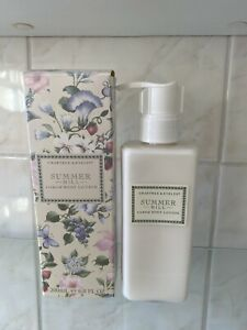 Crabtree and Evelyn Summer Hill Body Lotion New Discontinued Rare 200ml